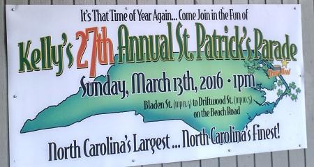 Kelly's St. Patrick's Day Parade