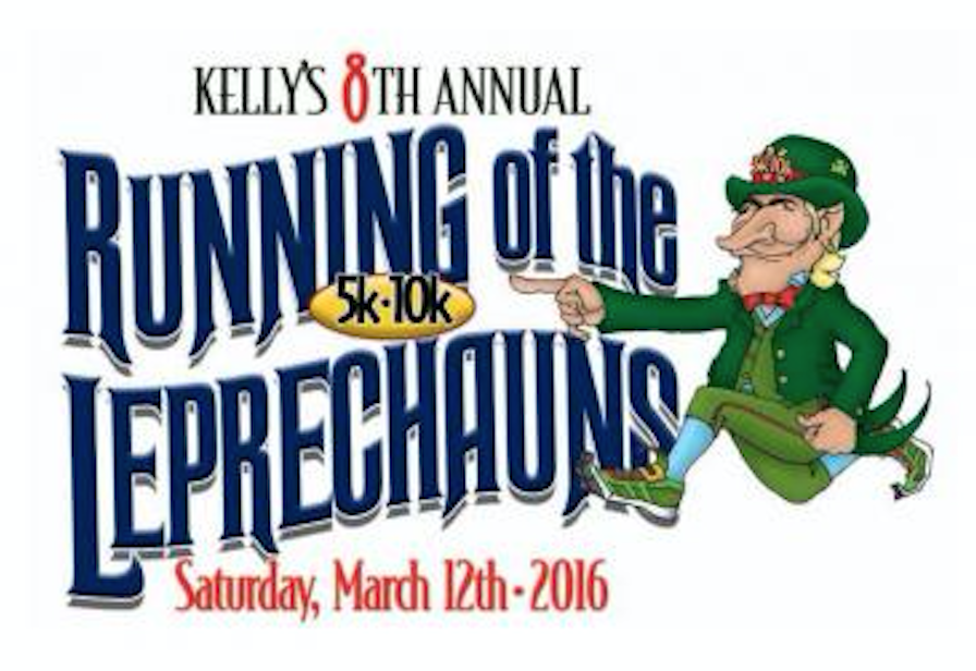 Kelly's Running of the Leprechauns 5K and 10K