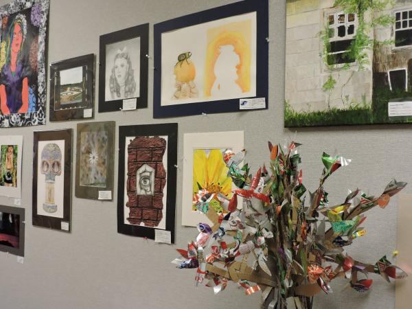 Dare County High Schools Annual Art Show