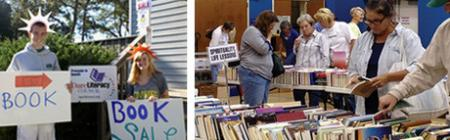 Dare Literacy Council's Spring Book Sale