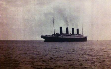 Titanic Tea, Tour and Talk