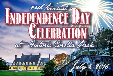 Annual Independence Day Celebration at Historic Corolla