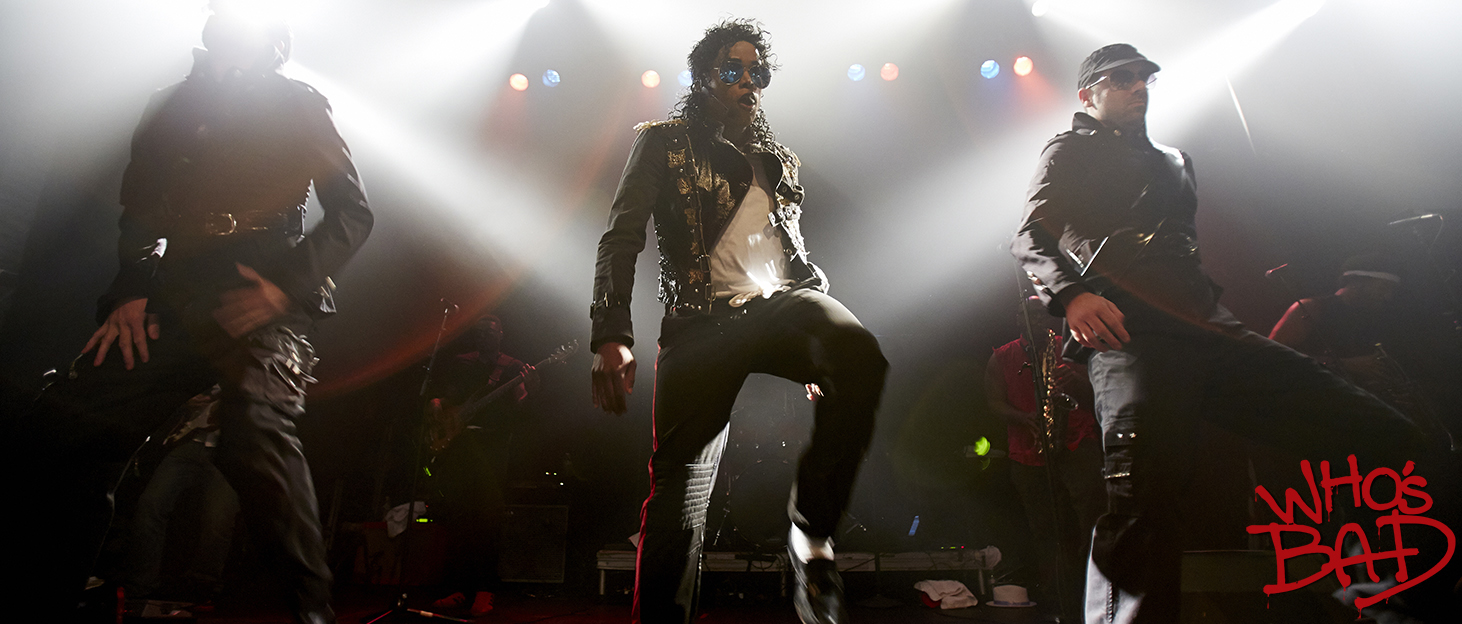Who's Bad -- The Ultimate Michael Jackson Tribute Band LIVE at Waterside Theatre