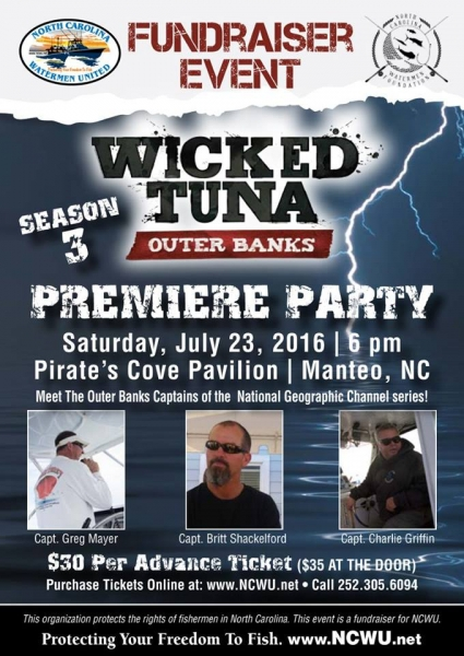 Wicked Tuna Premiere Party