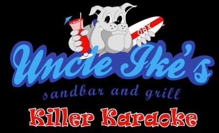 Karaoke at Uncle Ike's Sandbar and Grill