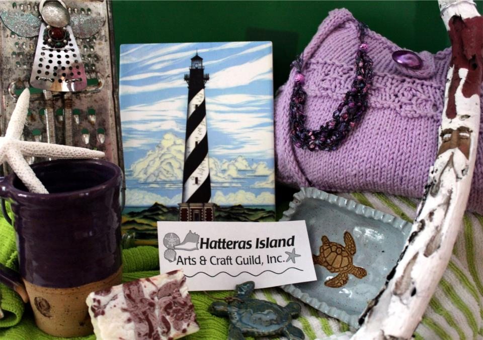 Hatteras Island Arts & Craft Guild's Summer Show