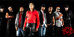 Who's Bad -- The Ultimate Michael Jackson Tribute Band