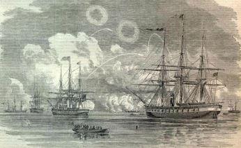 Civil War on Hatteras Island