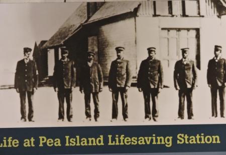 The Story of Richard Etheridge and the Pea Island Lifesaving Station