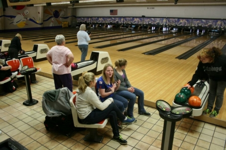 OBX Bowling Center Early Bird Ladies League