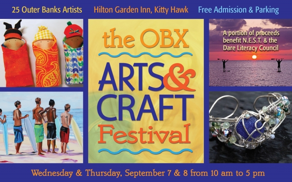 The OBX Arts and Craft Show
