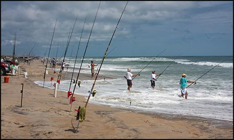 Invitational Surf Fishing Tournament