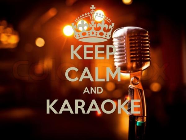 Karaoke with Hambone