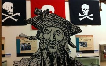Pirate Tea, Tour and Talk