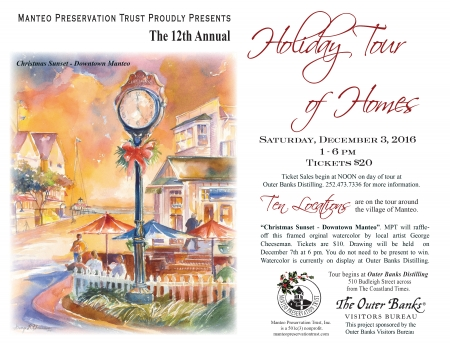 12th Annual Holiday Tour of Homes