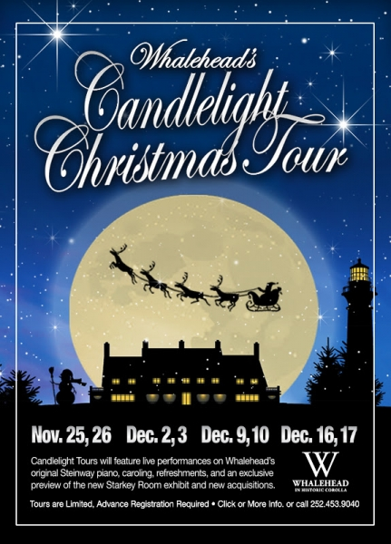 Candlelight Christmas Tour