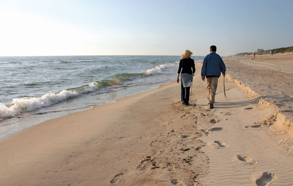 Walk in the Outer Banks