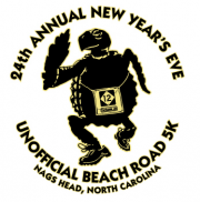 Annual New Year's Eve Beach Road 5k