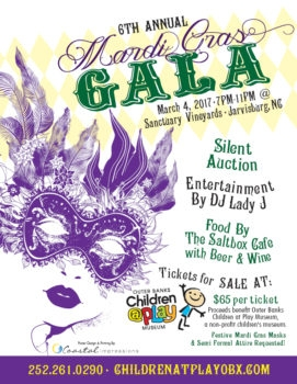 6th Annual Mardi Gras Gala