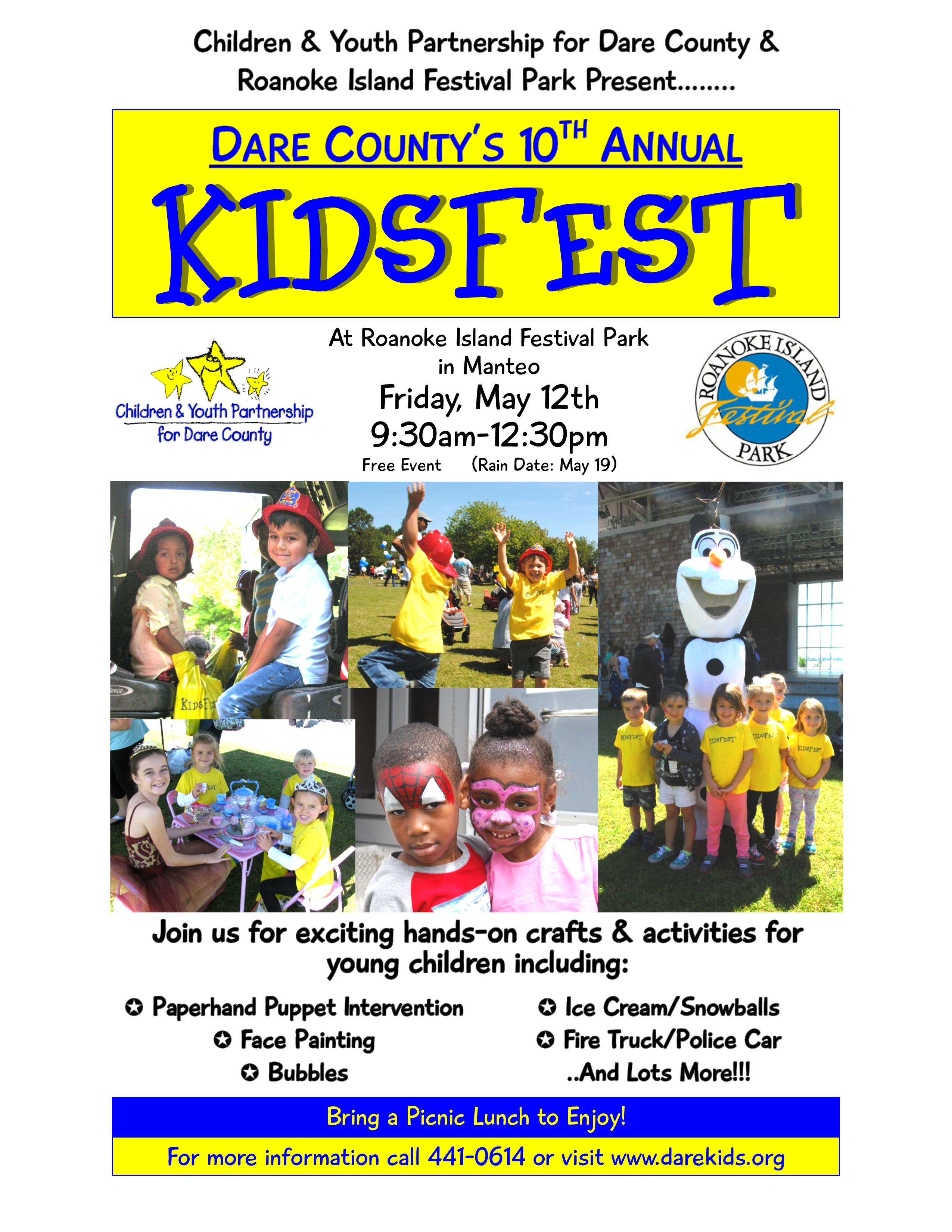 Annual Kidsfest