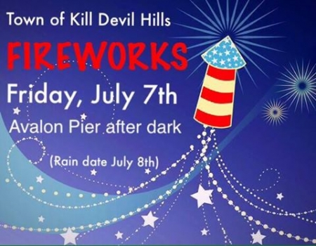 Kill Devil Hills Fireworks