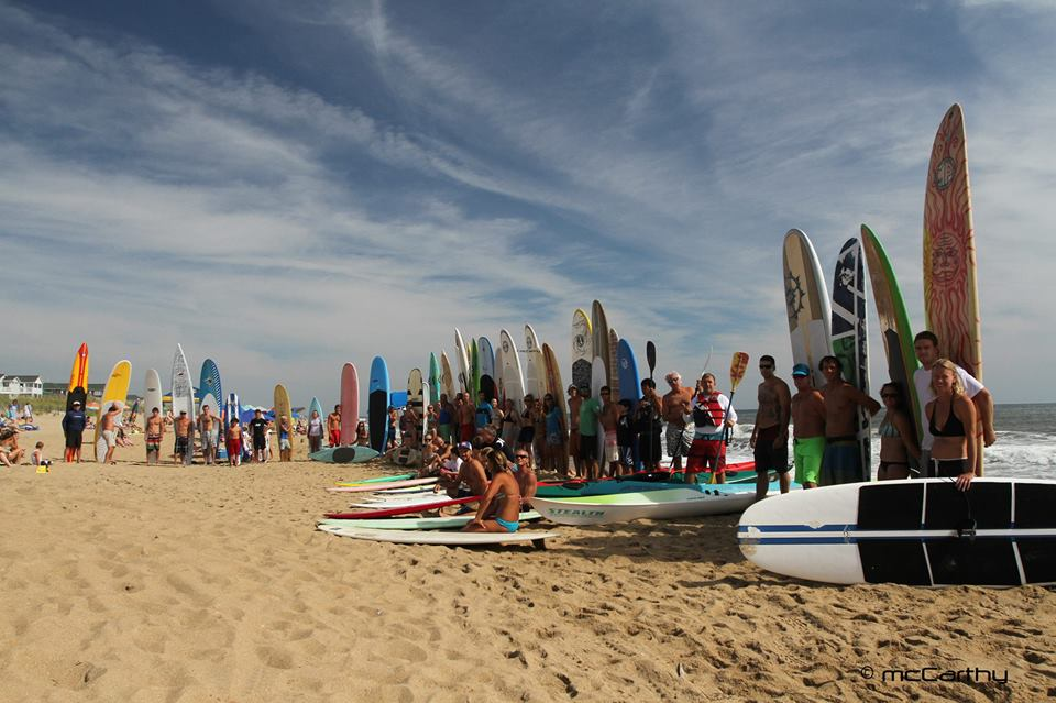 Surfrider Paddle Race