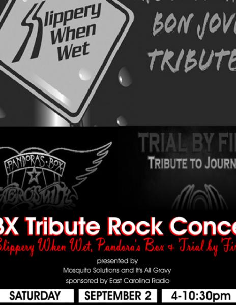 OBX Tribute Rock Concert