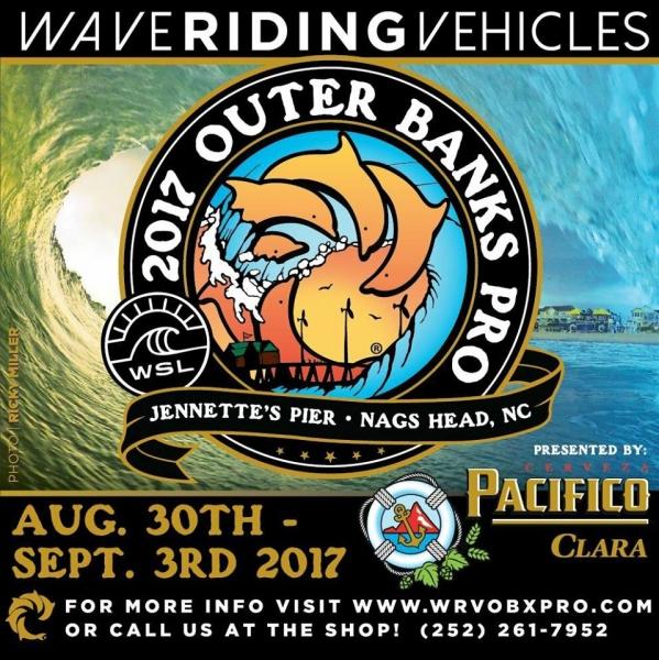 WRV East Coast Surf Contest