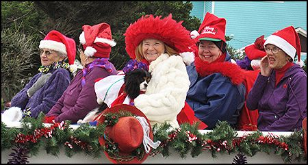 Hatteras Village Christmas Parade