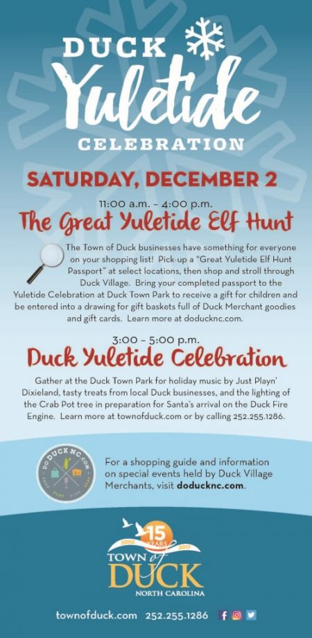 Duck Yuletide Celebration