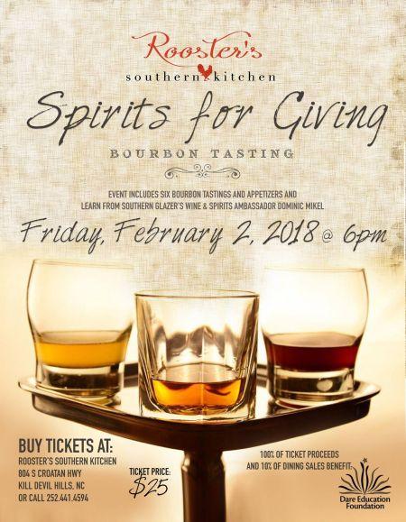 Spirits for Giving