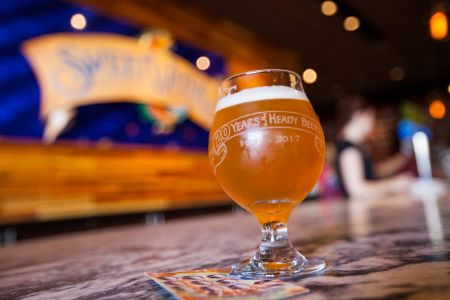 Tap Takeover at Barefoot Bernie's