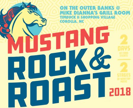 2018 Mustang Rock & Roast