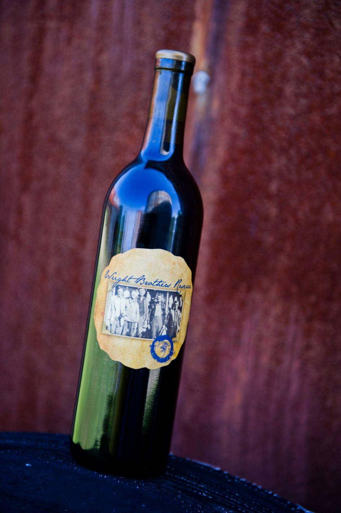 Sanctuary Vineyards Wine