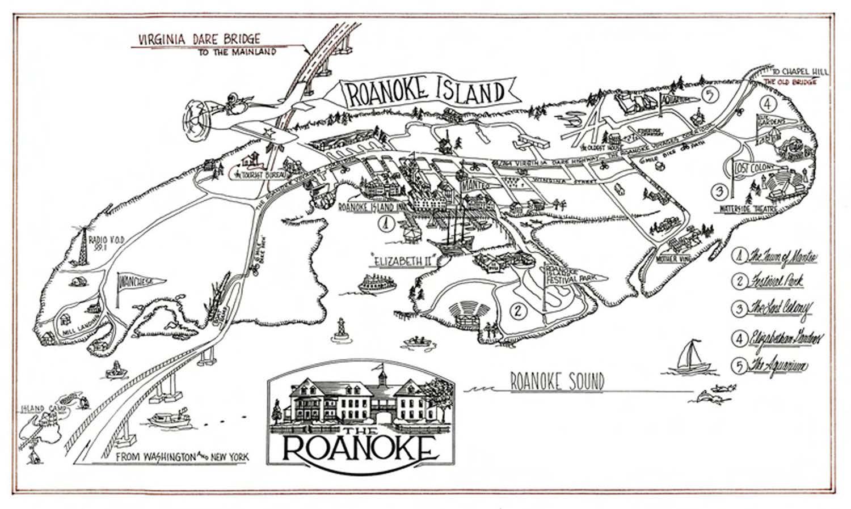 Area Info The Roanoke Island Inn Outer Banks NC