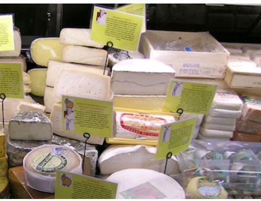 Coastal Provisions Market - Specialty Cheese