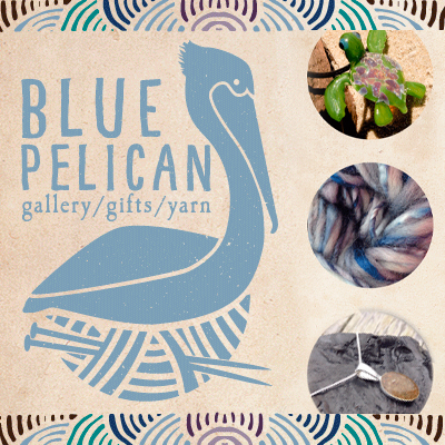 Blue Pelican Gallery Gifts and Yarn