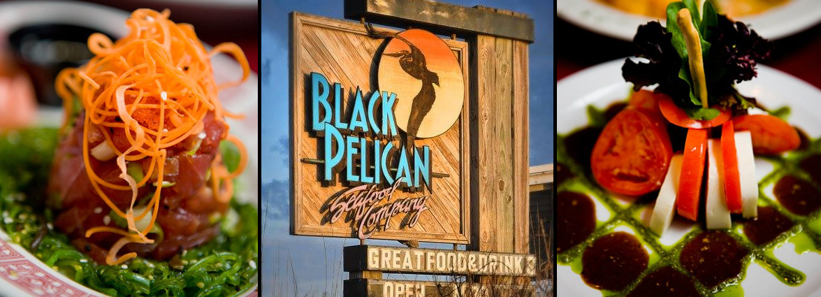 Black Pelican Oceanfront Cafe