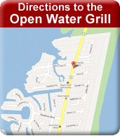 Open Water Grill Directions