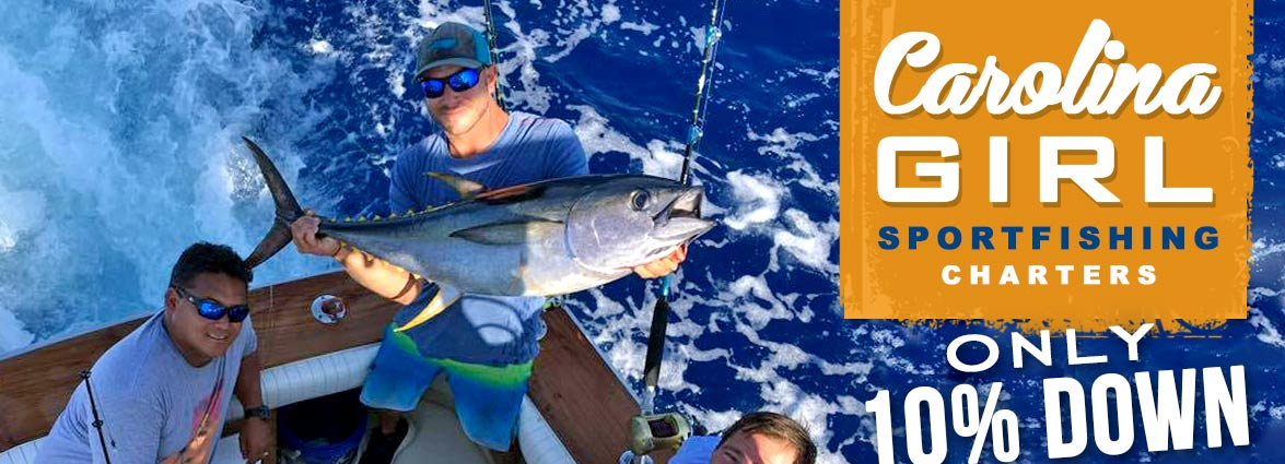 Carolina Girl Sportfishing Charters Outer Banks