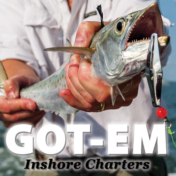 Got 'Em Inshore Charters