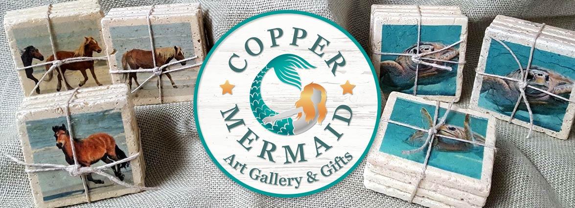 Copper Mermaid Art Gallery & Gifts Nags Head