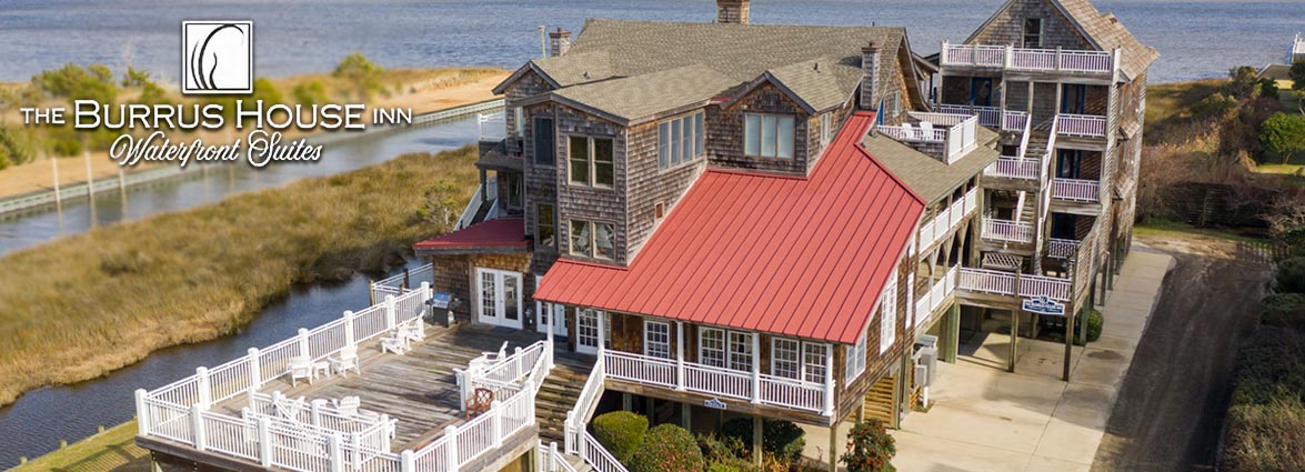 Burrus House Inn Waterfront Suites