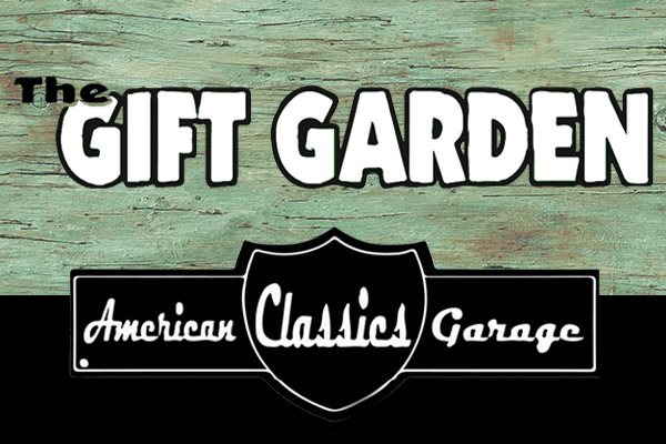 Gift Garden & American Classics Garage