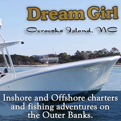 Dream Girl Sport Fishing