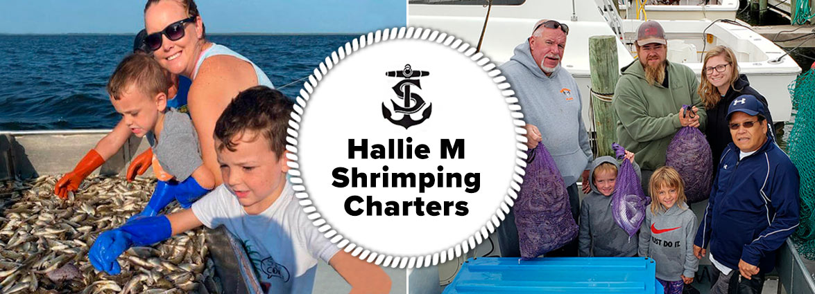 Hallie M Shrimping Charters