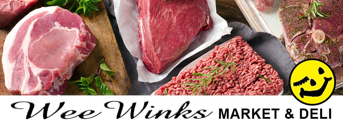 Wee Winks Market Duck NC