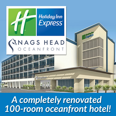 videos holiday inn express nags head oceanfront outer. Black Bedroom Furniture Sets. Home Design Ideas