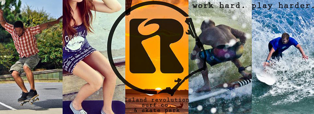 Island Revolution Surf Company and Skatepark