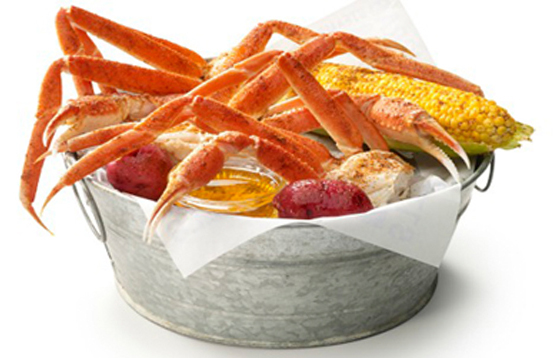 Seafood Pots To-Go